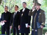 012 Võidupüha jumalateenistus Kaitseväe kalmistul. Foto: Urmas Saard