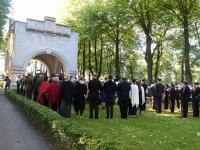 014 Võidupüha jumalateenistus Kaitseväe kalmistul. Foto: Urmas Saard