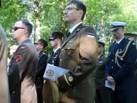 016 Võidupüha jumalateenistus Kaitseväe kalmistul. Foto: Urmas Saard