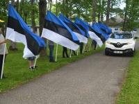 004 Võidupüha maratoonarid Sindis. Foto: Urmas Saard