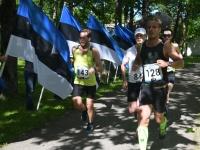 009 Võidupüha maratoonarid Sindis. Foto: Urmas Saard