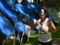 010 Võidupüha maratoonarid Sindis. Foto: Urmas Saard