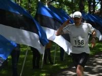 011 Võidupüha maratoonarid Sindis. Foto: Urmas Saard