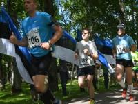 016 Võidupüha maratoonarid Sindis. Foto: Urmas Saard