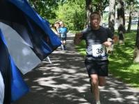 017 Võidupüha maratoonarid Sindis. Foto: Urmas Saard