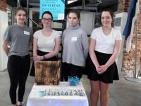 005 Võistlus Pärnumaa parim õpilasfirma 2019 Pärnu kolledžis. Foto: Urmas Saard