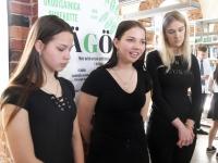 014 Võistlus Pärnumaa parim õpilasfirma 2019 Pärnu kolledžis. Foto: Urmas Saard