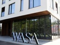 001 Wasa Resort hotelliga tutvumine. Foto: Urmas Saard