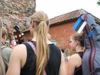 XIII Viljandi pärimusmuusika festivali avapidustusel