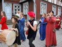 003 XVI Pärnu hansapäevad. Foto: Urmas Saard