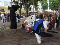 003 XVIII Pärnu Hansapäevade esimene päev. Foto: Urmas Saard