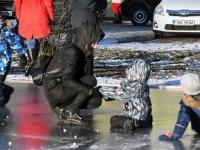 008 XVIII Ülemaaline Jõuluvanade konverents asus teele Sindist. Foto: Urmas Saard