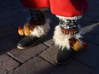 003 XVIII Ülemaaline Jõuluvanade konverents jõudis Pärnusse. Foto: Urmas Saard