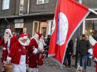 005 XVIII Ülemaaline Jõuluvanade konverents jõudis Pärnusse. Foto: Urmas Saard