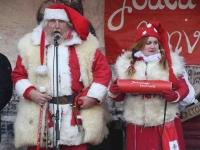 015 XVIII Ülemaaline Jõuluvanade konverents jõudis Pärnusse. Foto: Urmas Saard