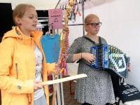 006 XXV Viljandi pärimusmuusika festival. Foto: Urmas Saard