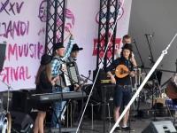 011 XXV Viljandi pärimusmuusika festival. Foto: Urmas Saard