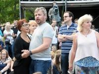 027 XXV Viljandi pärimusmuusika festival. Foto: Urmas Saard
