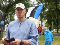 "004 XXVII laulu- ja XX tantsupeo ""Minu arm"" rongkäik. Foto: Urmas Saard"
