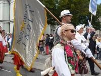 "086 XXVII laulu- ja XX tantsupeo ""Minu arm"" rongkäik. Foto: Urmas Saard"