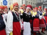 "095 XXVII laulu- ja XX tantsupeo ""Minu arm"" rongkäik. Foto: Urmas Saard"