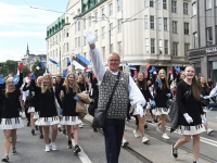 "098 XXVII laulu- ja XX tantsupeo ""Minu arm"" rongkäik. Foto: Urmas Saard"