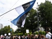 "099 XXVII laulu- ja XX tantsupeo ""Minu arm"" rongkäik. Foto: Urmas Saard"