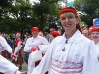 "104 XXVII laulu- ja XX tantsupeo ""Minu arm"" rongkäik. Foto: Urmas Saard"