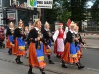 "181 XXVII laulu- ja XX tantsupeo ""Minu arm"" rongkäik. Foto: Urmas Saard"