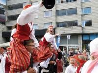 "183 XXVII laulu- ja XX tantsupeo ""Minu arm"" rongkäik. Foto: Urmas Saard"