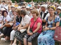 013 XXVII Viljandi pärimusmuusika festivali avakontserdil Kaevumäel. Foto: Urmas Saard