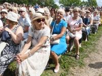 017 XXVII Viljandi pärimusmuusika festivali avakontserdil Kaevumäel. Foto: Urmas Saard