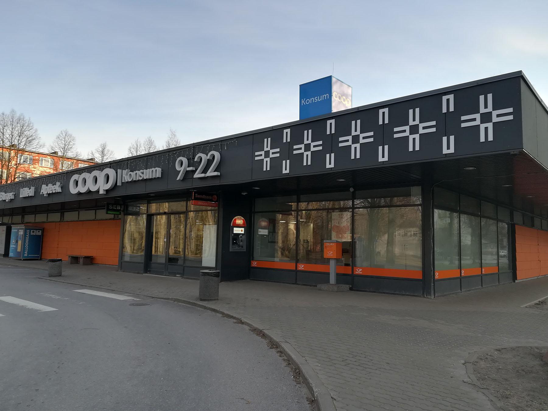Ühena Eesti kohalike kaubanduskeskuste hulgas jääb avatuks ka Sindi postkontor. Foto: Urmas Saard
