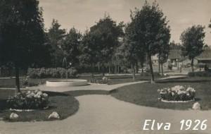 Kunagine Elva purskkaev