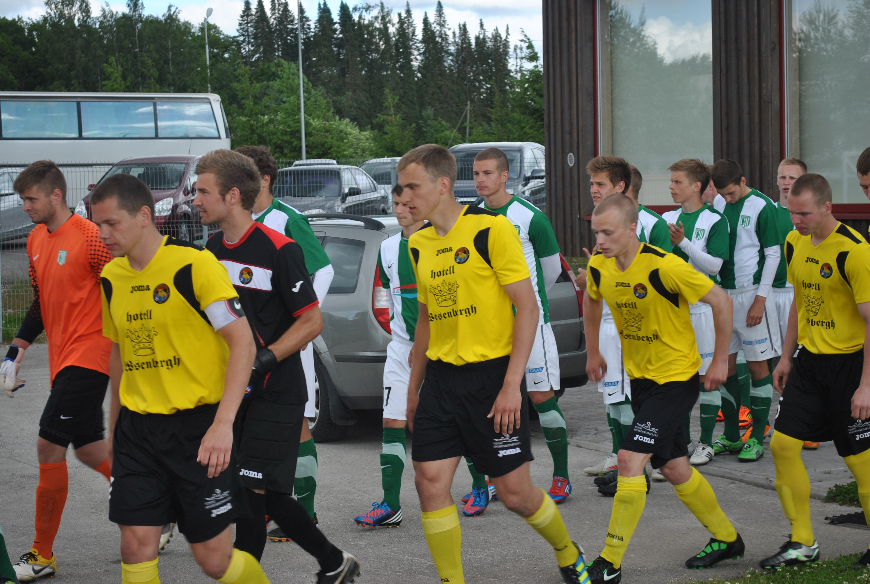 6d7c384e4b4 Pühapäeval, 17. juunil toimus Vinni-Pajusti staadionil Eesti jalgpalli  meistrivõistluste esiliiga kohtumine Rakvere JK Tarvas ja Tallinna FC Flora  II ...