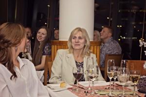 Aasta sotsiaaltöötaja Viive Lepik.