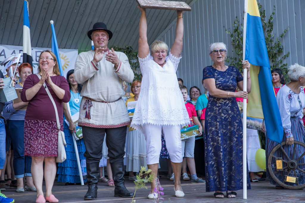 Aasta Küla 2019 võitja Lüübnitsa nimi on välja kuulutatud. Foto Taavi Naagel