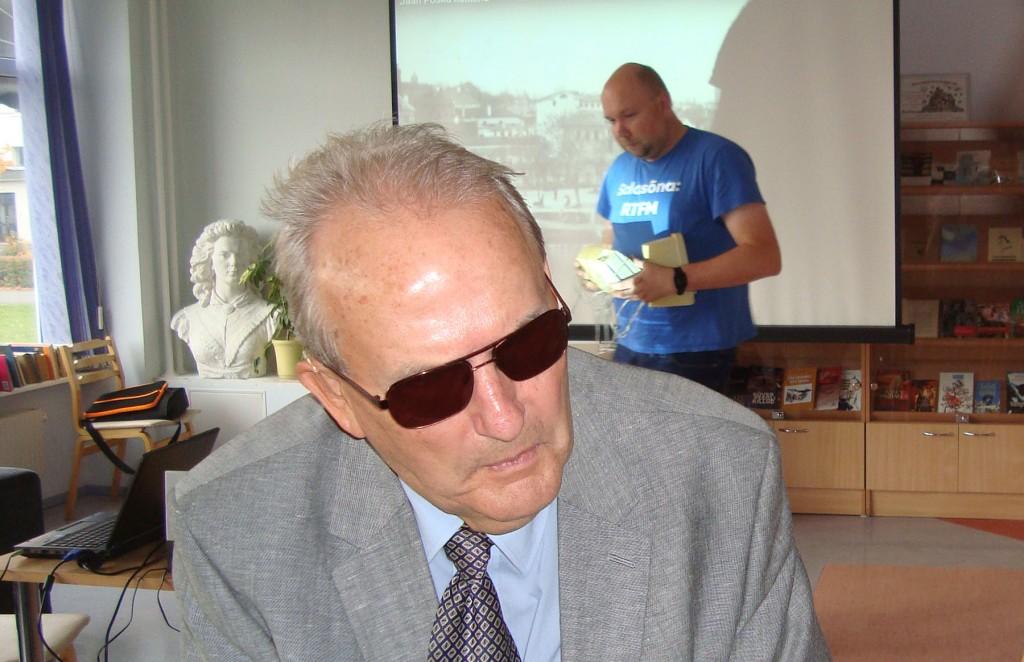 Aldo Kals. Foto Heinrich Tõnisson