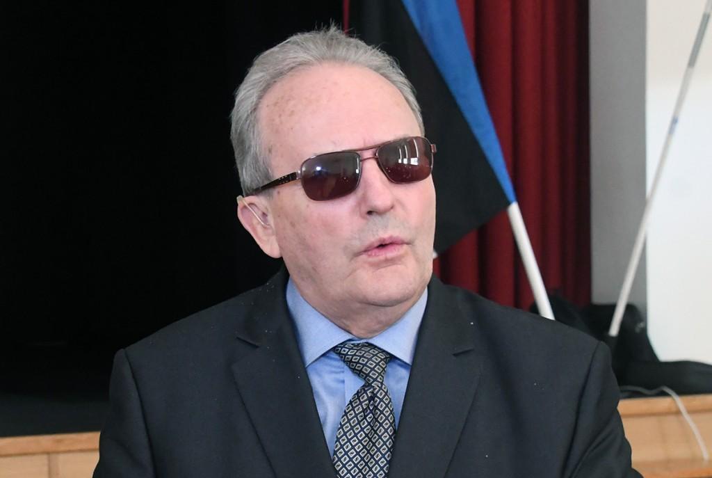 Aldo Kals. Foto Urmas Saard