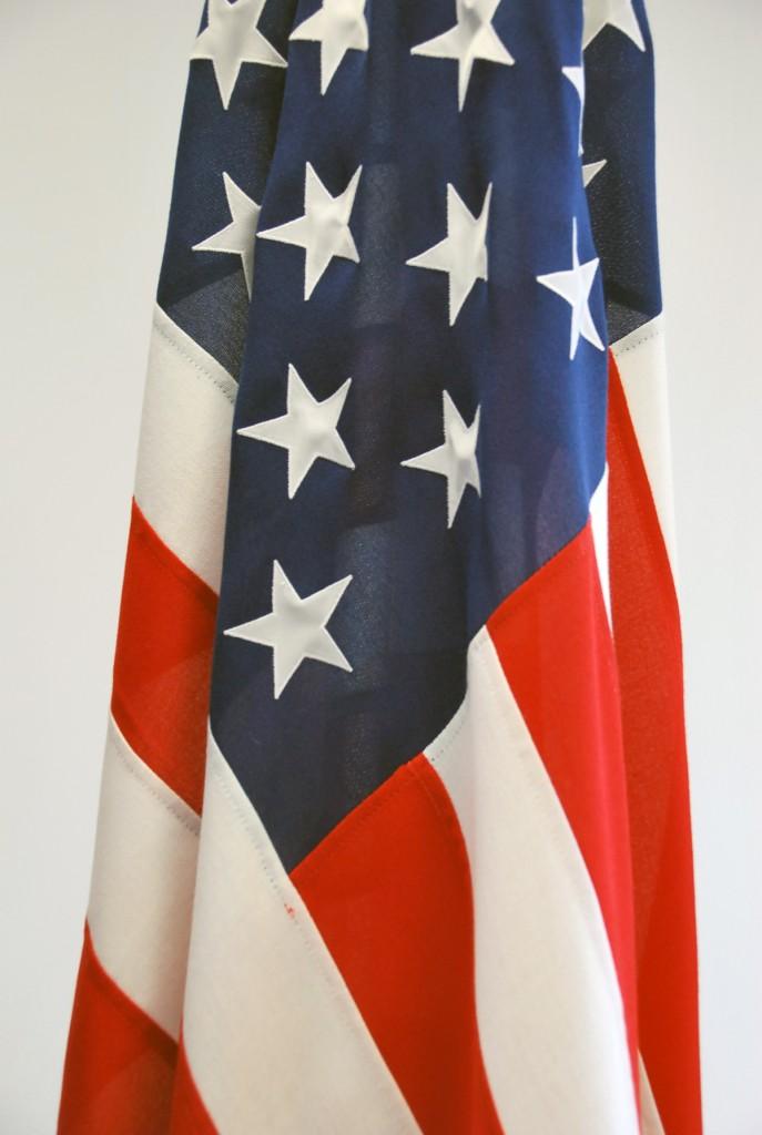 Ameerika Ühendriikide lipp Foto Urmas Saard