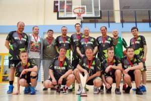BC Lietuva, Paikuse valla esimese korvpalli karikavõistluse võitja Foto Urmas Saard