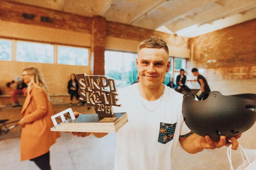 BMX võitja Tauno Krüüts. Foto Valev Koitla
