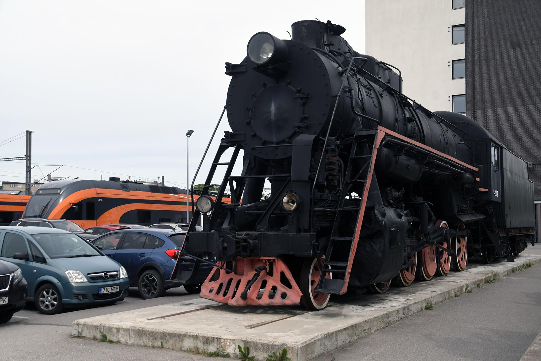 5bd7588aeba Balti jaam Tallinnas. Foto Urmas Saard
