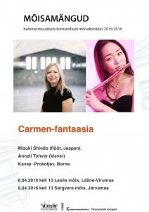 Carmen-fantaasia