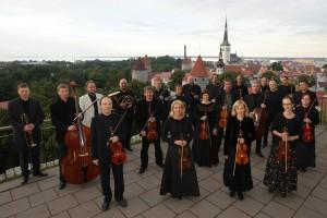 Corelli barokkorkester. Foto: Olev Mihkelmaa