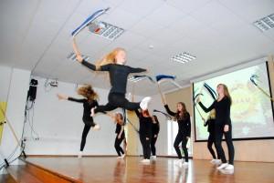 DREAM tantsutüdrukud Foto Urmas Saard