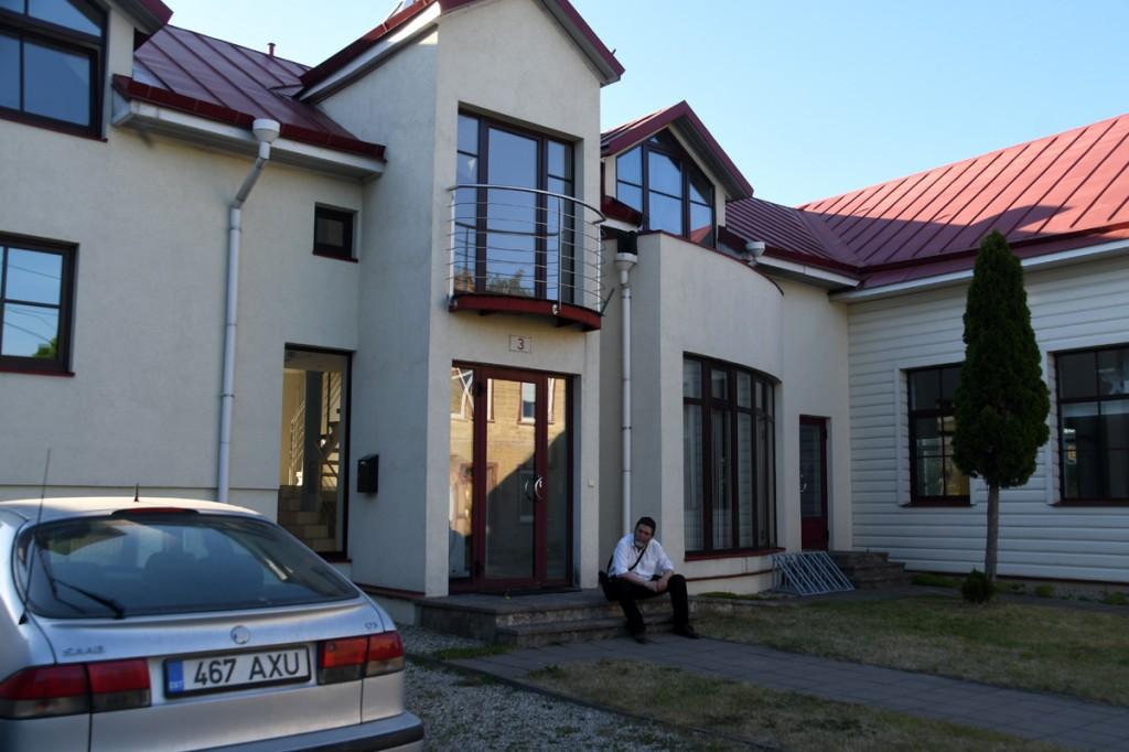 EEKBKL Pärnu Immaanueli baptistikoguduse palvemaja Foto Urmas Saard