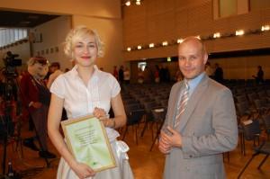 Kärt Kängsepp ja EMPLi tegevjuht Ott Otsmann. Foto: EMPL