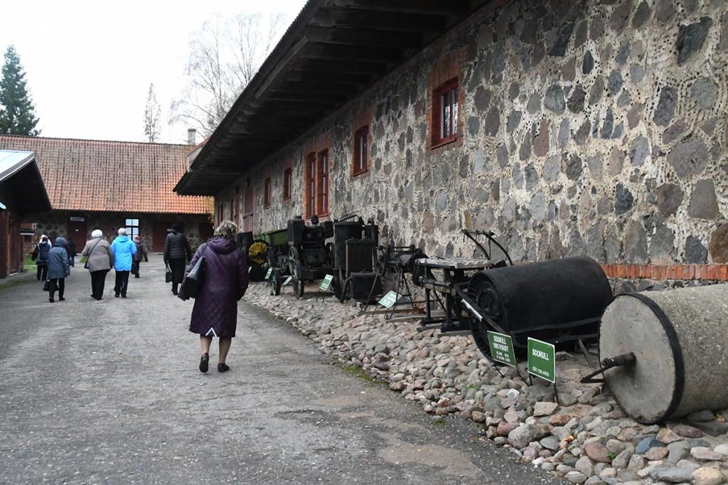 Eesti Põllumajandusmuuseumis Foto Urmas Saard
