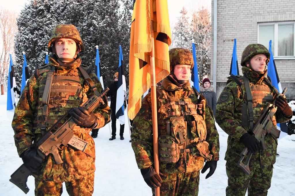Eesti Vabariigi sajanda juubeli tähistamine Sindis. Foto Urmas Saard